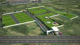 PLOT ON MOHALI AIRPORT ROAD  &VILLA-KOTHI-4BHK-3BHK-2BHK-FLAT-SHOWROOM