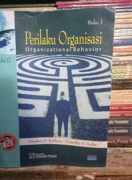 Perilaku Organisasi (Organizational Behavior) Robbins - Judge