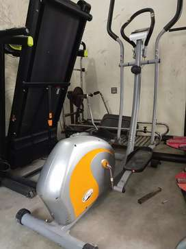 cycle eliptical made in tiawan cross trainer
