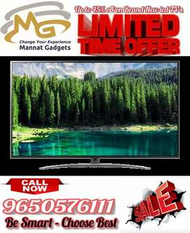 55 inches smart LED TV [Be Smart Choose Best]