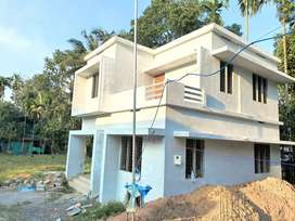 No down payment 100% loan 3bhk Air port Paravoor bus route