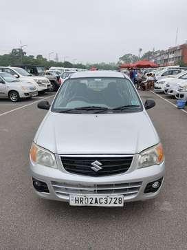 Maruti Suzuki Alto K10 VXI, 2013, Petrol