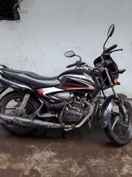 Honda shine good condition like new