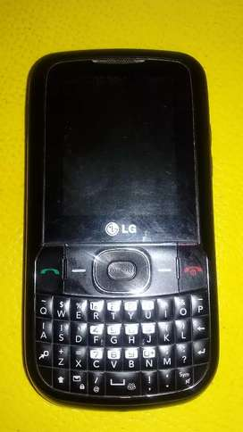 Hp LG C100 LCD BLANK KUNING