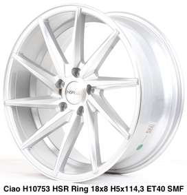 Velk Type New CIAO 10753 HSR R18X8 H5X114,3