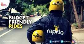 JOBS FOR RAPIDO BIKE TAXI ATTACHMENT