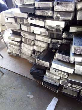 Used Projector Available In Large Quantity Epson, Nec All Brands.
