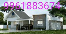 Kodungoor.town.new.house.10.cent.bank.loan.facilityes.