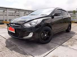 Hyundai Avega 1.4 GL Matic AT  2013  Km 55rb TDP 11 jutaan