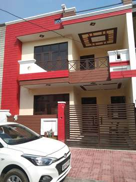 135 YARD DESIGNER PAIR DUPLEX HOUSE 52 LAC EACH(PALLAVPURAM PHASE-1)