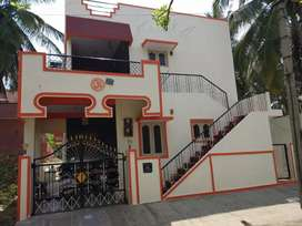 North facing Independent House for sale at Lakkappa Layout Singapura