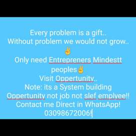 System building business opportunity