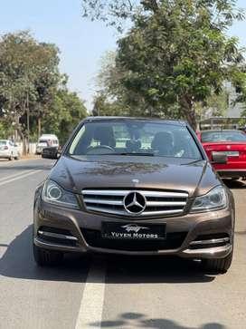 Mercedes-Benz New C-Class C 220 CDI Avantgarde, 2013, Diesel