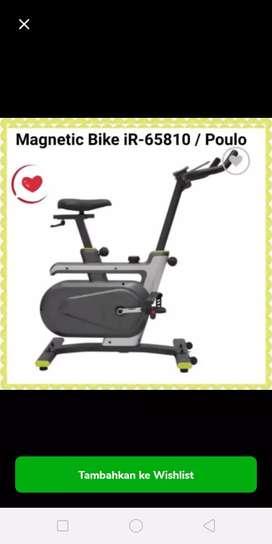 Sepeda Fitnes Magnetik Paulo