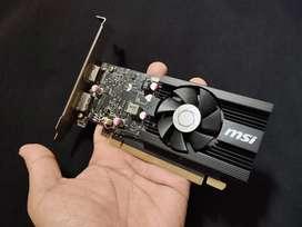 VGA Card GTX1030 / MSI GeForce GT 1030 2G LP OC DDR5