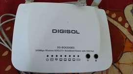 Digisol router