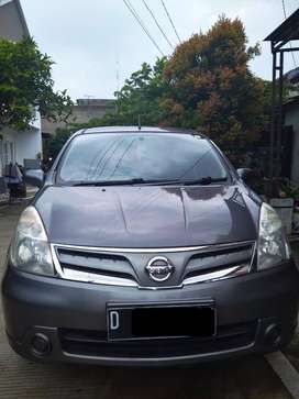 Nissan Grand Livina SV Manual 1.5 Tahun 2013 D Bandung