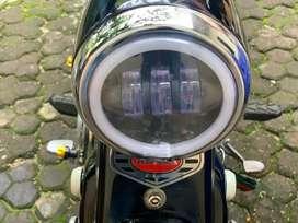 Honda little cub clasic moderen custom