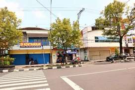Ruko Murah 2 Lantai di Jalan Utama Kota Klaten (TANPA PERANTARA)