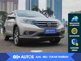 [OLX Autos] Honda CRV 2.4 Prestige A/T 2013 Abu-abu