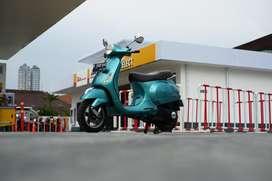 Piaggio vespa lx 150 3v warna rare color banget