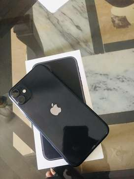 Iphone 11 64gb black single sim pta approved