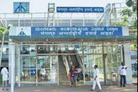 Airport for Cabin Crew, Ground Staff at Mangalore International Airpor