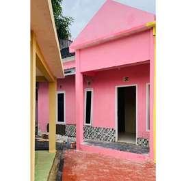 Di Kontrakan 1 unit rumah di Pusat Kota Palembang