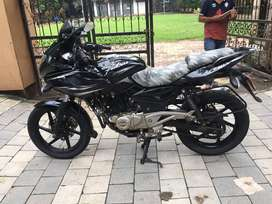 Pulsar 220F 2016 Black First Owner For Just Rs 65000/-