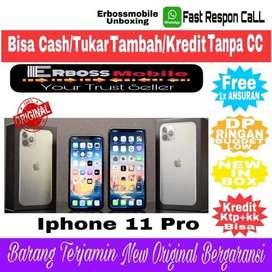 iPhone 11 Pro 64GB BNIB Apple GreenPel Terjamin Cash/TT/Kredit