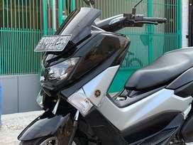 Yamaha Nmax 2016 Hitam Pajak Panjang !
