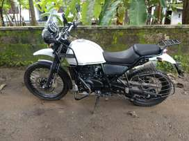 2018 June Royal Enfield Himalayan For Sale