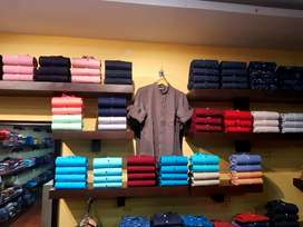100% Cotton Casual Shirts