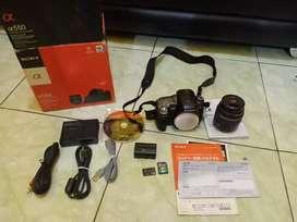 Price Down Jual Sony Alpha 550