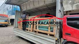 KACA MOBIL NISSAN TERRANO + LAYANAN HOME SERVICE KACAMOBIL
