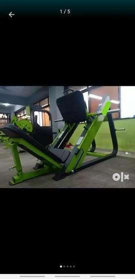 All Gym mechine