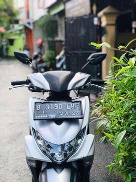 Yamaha All New Fregoo 125cc VVA_Fi Thn 2019 LikeNew 98% Mulus