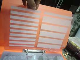 Whole sale glass paper het prof and frosd glass paper