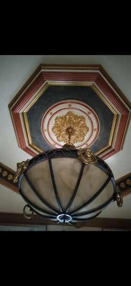 Lampu gantung antik bagus murah tangerang