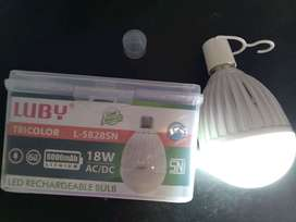 New-delivery bohlam emergency luby 18watt lampu emerjensi +usb