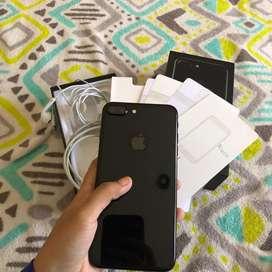 Iphone 7+ plus 128 jetblack