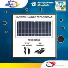Solar Panel 20WP Flexibler Solar Panel Flexible 20 WP