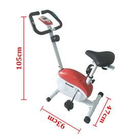 Alat Fitness Sepeda Statis TL-8219 I Sepeda Magnetik tanpa rantai CANG