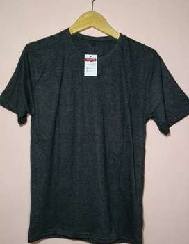 Baju Kaos Polos Premium | Cotton Combed 30S, 24S, 20S, 2T