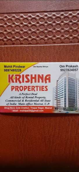Shop available for rent at Garh Road Meerut