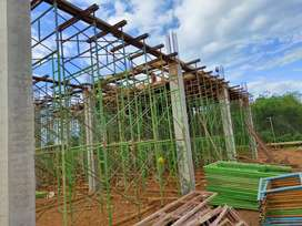 sewa dan jual Scaffolding untuk proyek/pengerjaan tempat tinggi