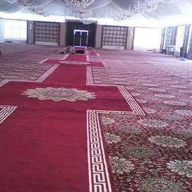 Banquet Carpets are available in Pakistan