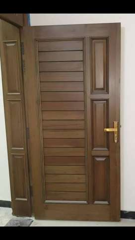 New wooden doors starts from 300 per square feet