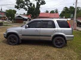 Honda CRV, Dijual Cepat, Mobil Siap Jalan jauh