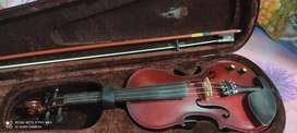Brand new condition violin